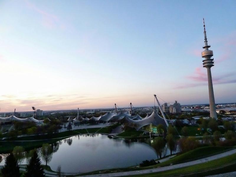 Mobilfunkprojekt Reiter-Antennenbau Olympiapark München